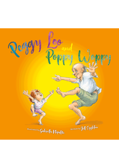 Peggy Loo & Poppy Woppy Cover