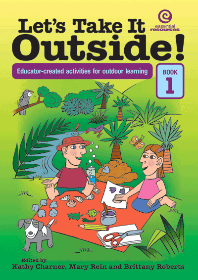 Let's Take It Outside! Bk 1 Cover