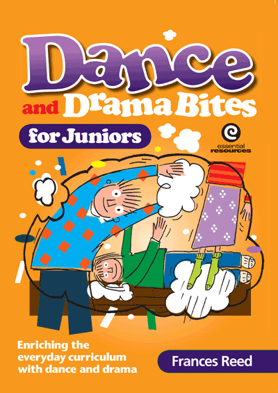 Dance and Drama Bites for Juniors Cover