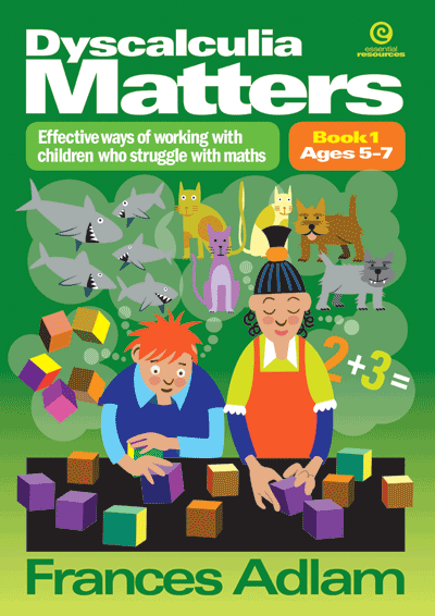 Dyscalculia Matters Bk 1 Ages 5-7 Cover