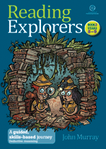 Reading Explorers Bk 2 Yrs 8-9