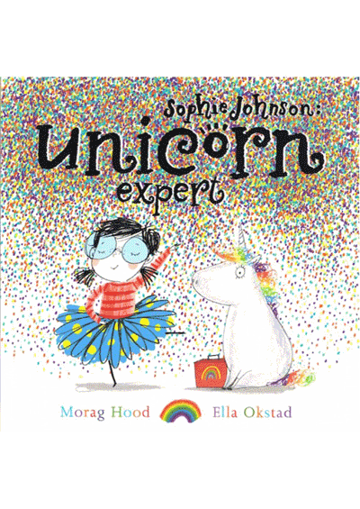 Sophie Johnson Unicorn Expert Cover