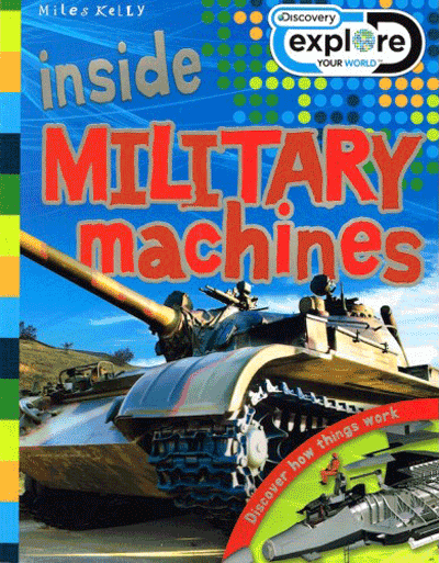 Inside Military Machines Cover
